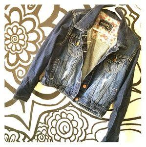 XL Rue21 jean jacket